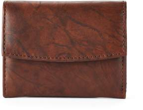 Apt. 9 Sandalwood Leather Rfid-Blocking Mini Trifold Wallet