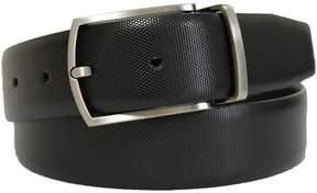 Apt. 9 Men's Reversible Embossed Feather-Edge Belt