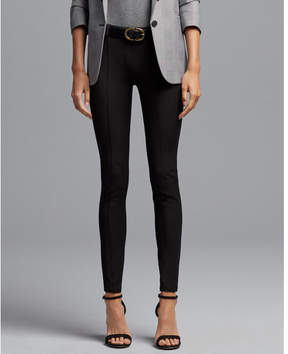 Express mid rise pull-on leggings