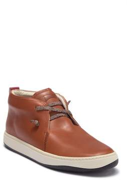 Camper Domus Leather High-Top Sneaker