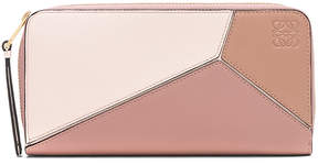Loewe Puzzle Zip Around Wallet