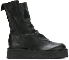 Cinzia Araia chunky sole mid-calf boots