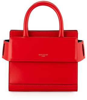 Givenchy Horizon Nano Smooth Crossbody Bag, Red