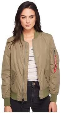 Alpha Industries L-2B Scout Jacket Women's Coat