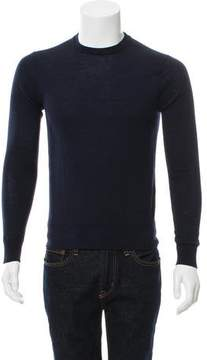 Moncler Wool Crew Neck Sweater