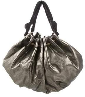 Lanvin Metallic Shoulder Bag