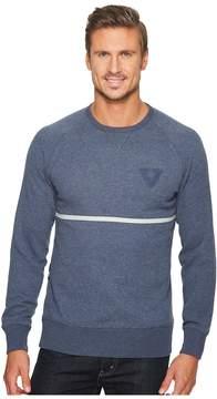 VISSLA Sooke Bay Crew Fleece Top Men's Clothing