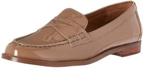 Lauren Ralph Lauren LAUREN by Ralph Lauren Womens Barrett Leather Closed Toe Loafers