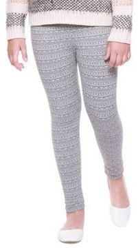 Dex Girl's Printed Leggings