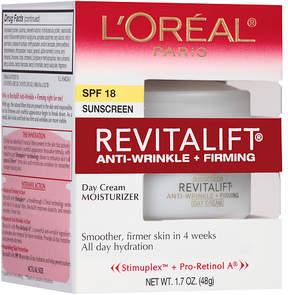 L'Oreal Paris Revitalift Skin Expertise Complete Day Cream SPF 18 Anti-Wrinkle & Firming Moist