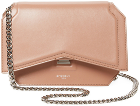 Givenchy Women's Bow-Cut Leather Chain Crossbody