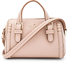 kate spade new york Charlie Crossbody in Blush.
