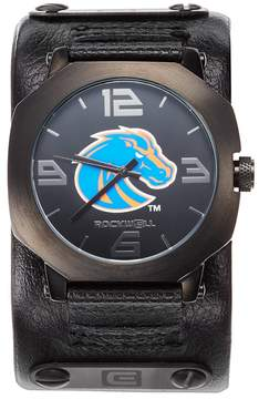 Rockwell Kohl's Boise State Broncos Assassin Leather Watch - Men