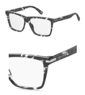 Marc Jacobs Eyeglasses 219 0LLW Gray Havana Crystal
