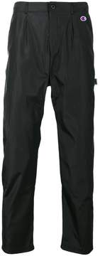 Champion front-pleated trousers