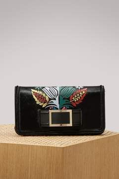 Roger Vivier Keep It Viv small pouch