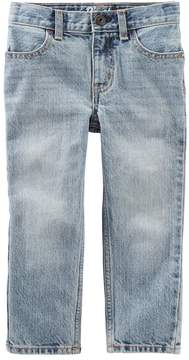 Osh Kosh Oshkosh Bgosh Boys 4-12 Core Straight Fit Jeans