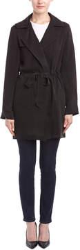 DREW Elena Belted Trench Coat