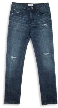 Hudson Toddler's, Little Boy's & Boy's Jude Skinny Distressed Jeans