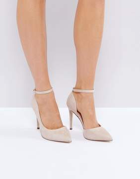 Call it SPRING Exerina Nude Pointed Pumps