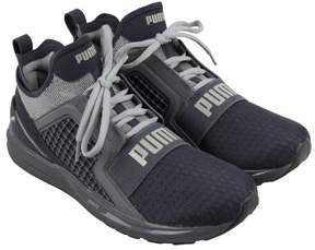 Puma Ignite Limitless Periscope Gray Violet Mens Athletic Training Shoes
