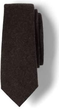 Lands' End Lands'end Men's Wool Blend Necktie