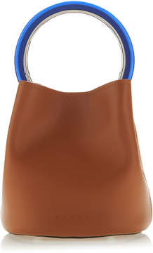 Marni Small Leather Top Handle