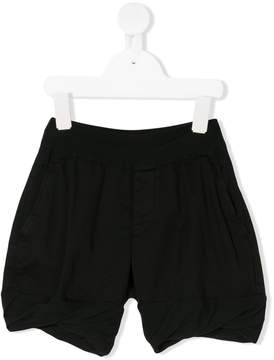 European Culture Kids twist hem shorts