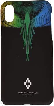 Marcelo Burlon County of Milan Rainbow Wings Iphone X Case