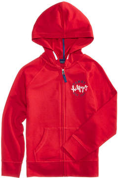 Tommy Hilfiger Full-Zip Hooded Sweatshirt, Big Girls (7-16)