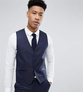 Selected TALL Tux Vest