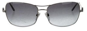 Bvlgari Tinted Shield Sunglasses