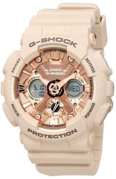 Casio G-Shock Rose Gold-Tone Dial Unisex Watch