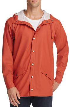 Rains Short Hooded Jacket