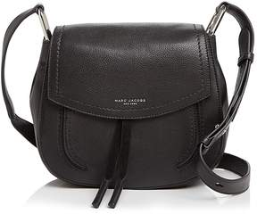 Marc Jacobs Maverick Shoulder Bag - BLACK/SILVER - STYLE