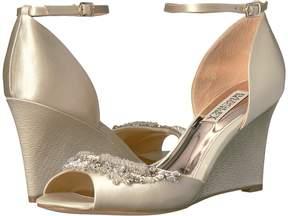 Badgley Mischka Malorie Women's Wedge Shoes