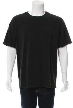 Fear Of God FOG Knit Crew Neck T-Shirt