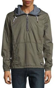 Bench Overhead Hooded Jacket