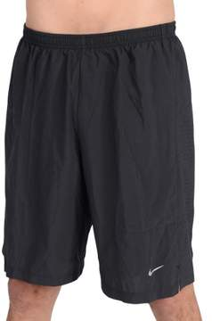 Nike Mens 9 Inch Distance Running Shorts Black S