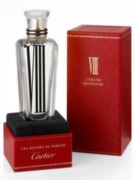 Cartier VIII L'Heure Diaphane - The Diaphanous Hour/2.5 oz.