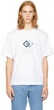 Diesel Black Gold White Martial Arts T-Shirt