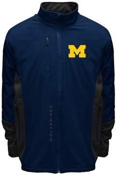 NCAA Men's Franchise Club Michigan Wolverines Apex Softshell Jacket
