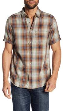 Jeremiah Badlands Print Reversible Shirt