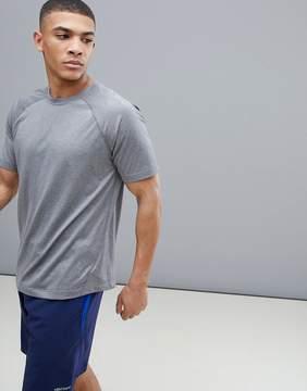Marmot Active Accelerate SS Running Raglan T-Shirt in Gray