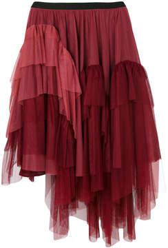 Antonio Marras tiered tulle skirt