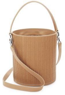 Meli-Melo Santina Leather Bucket Bag