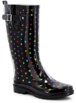 Western Chief Women's Ditsy Dot Rain Boot