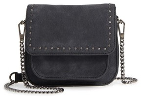 Rebecca Minkoff Small Moonwalking Saddle Bag - Black
