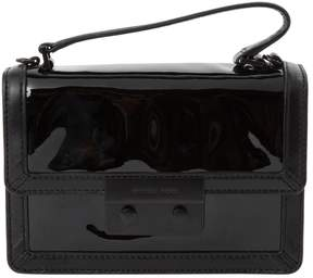 Michael Kors Patent leather clutch bag - BLACK - STYLE