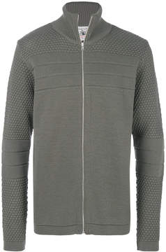 S.N.S. Herning zipped knitted sweater